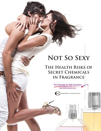 EWG Report on Fragrance - Not So Sexy!