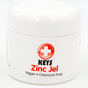 zinc jel