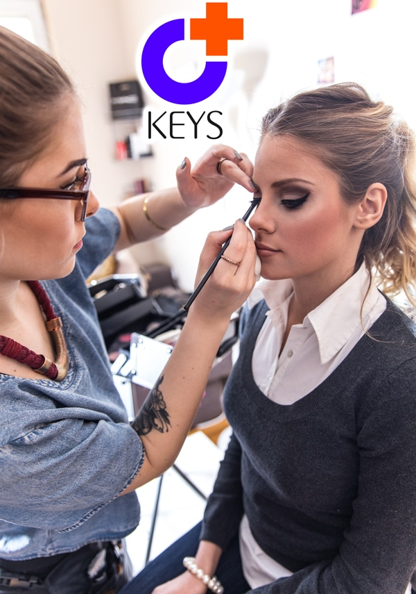 Keys Vanity Pro Makeup Artist Team Application